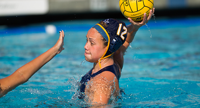 UC San Diego senior Sarah Lizotte scored 13 goals to lead the Tritons to a 4-0 weekend on the road.